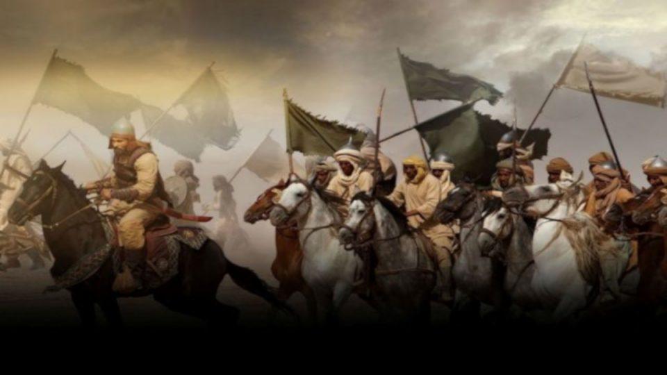muslim historical army