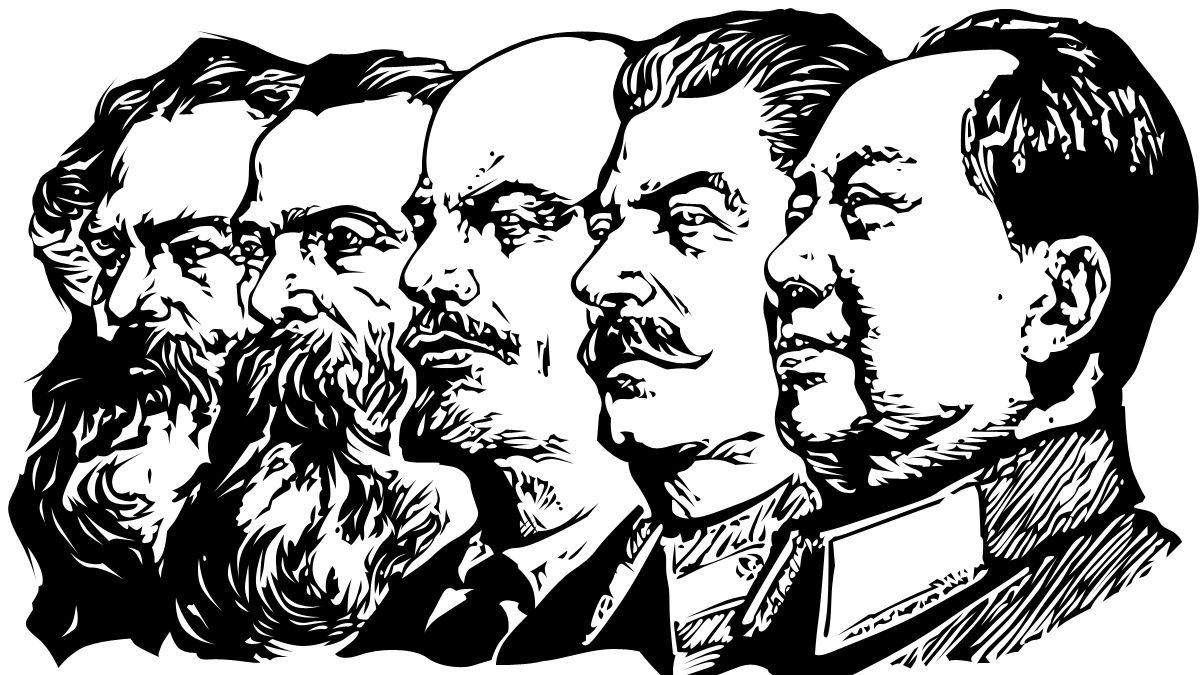 اعلام الشيوعية