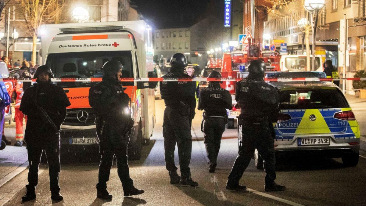 جريمة اليمين المتطرف في ألمانيا