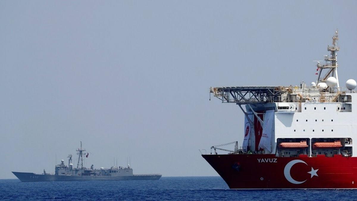 التنقيب التركي عن النفط