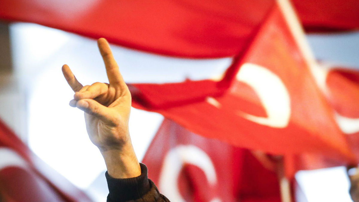"""Turkish Nationalistic """"Grey Wolves"""" Attack Women in Austria - MENA Reseach  and Study Center"""