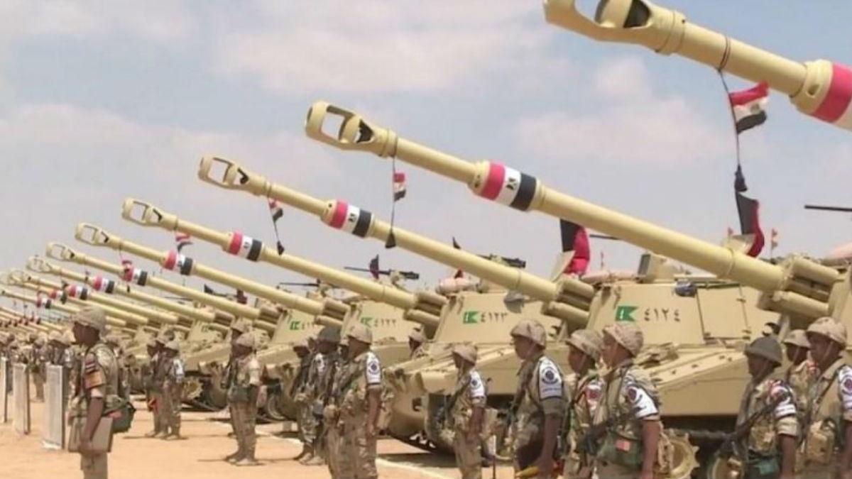 Si une guerre turco-égyptienne s'éclate ... l'équilibre des forces entre  les deux armées - MENA Study Center