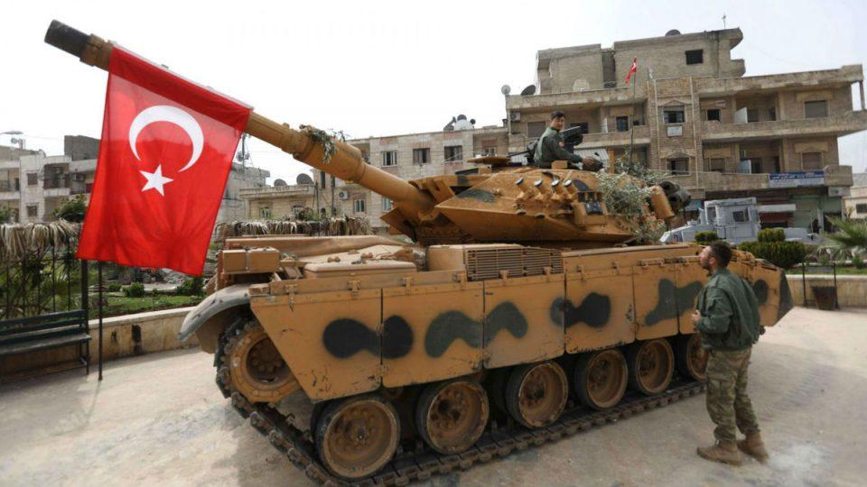 التدخل التركي في ليبيا