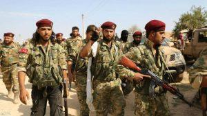 المرتزقة السوريين في ليبيا